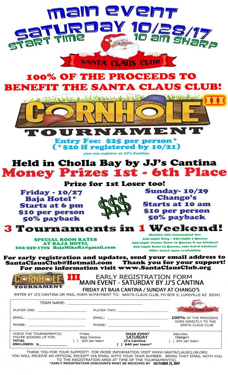 SCC-III-Tournament-w-reg-form-729x1200 Santa Claus Club - Fall Cornhole Tournament! 10/27 - 10/29