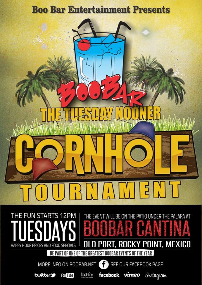 boobar BooBar now featuring Cornhole Tournament Tuesdays!