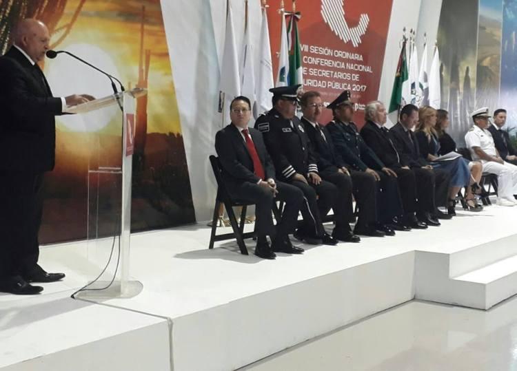 conferencia-secretarios-seguridad-publica Puerto Peñasco host to National Public Safety Conference
