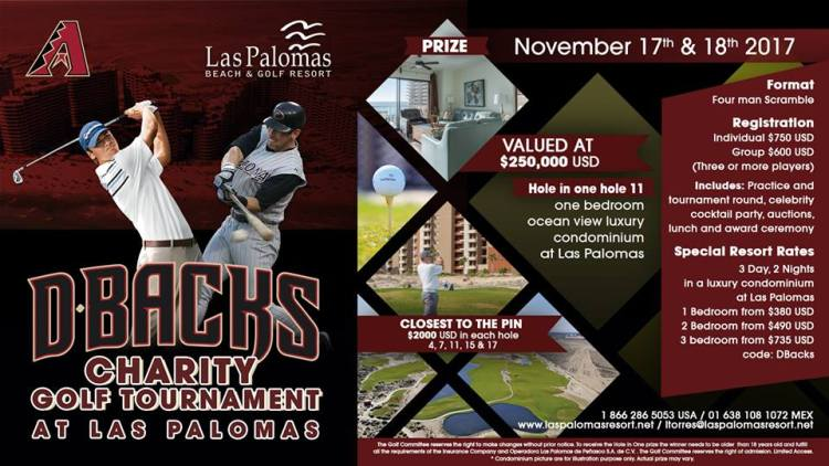 dbacks-golf FORE! Rocky Point Weekend Rundown!