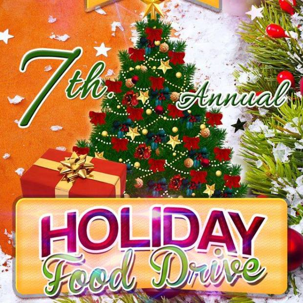holiday-food-drive-sonoran Arts, Music, Holidaze! Rocky Point Weekend Rundown!