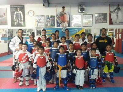 ramon-taekwondo-clase Puerto Peñasco is Taekwondo power house