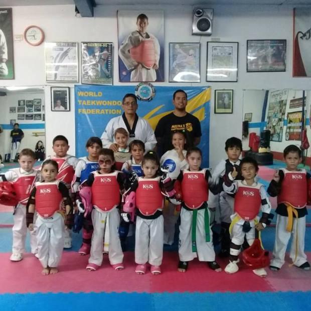 ramon-taekwondo-clase2 El Taekwondo mexicano es potencia mundial y Puerto Peñasco está en el medallero