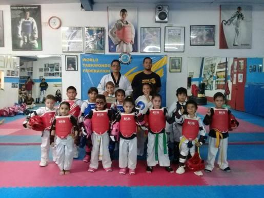 ramon-taekwondo clase2