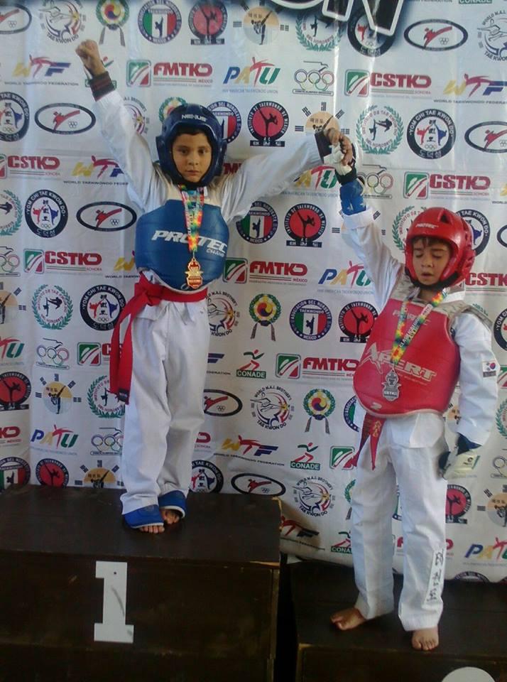 taekwondo-preestatal3 Puerto Peñasco is Taekwondo power house