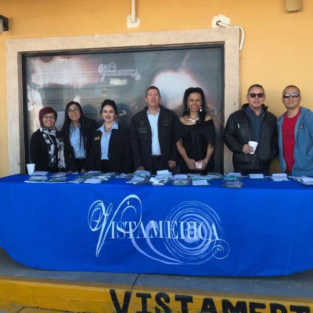 VistAmerica-entrega-lentes-enero2018-1 VistAmerica and local Rotary Club present glasses from vision clinic