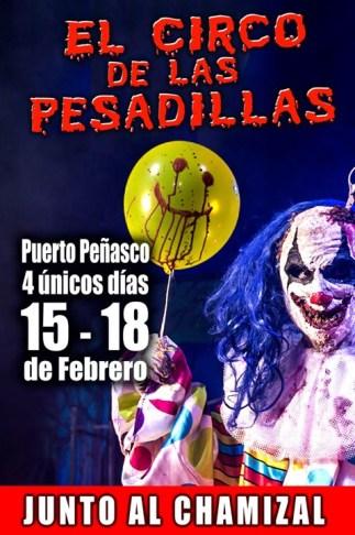 circo-pesadillas-1 Love is in the air! Rocky Point Weekend Rundown!