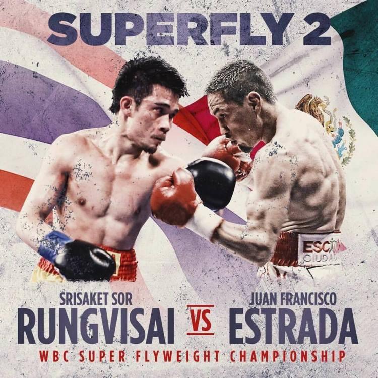 gallo-pelea-febrero2018 Gallito Estrada se prepara para próximo encuentro contra Srisaket Sor Rungvisai