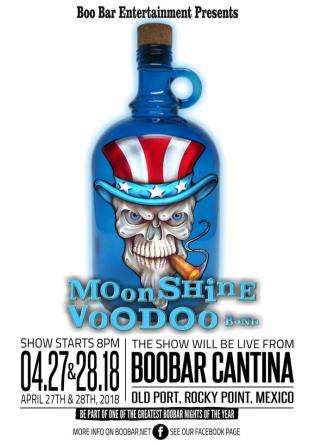 boobar-moon-shine-voodoo Fish. Spike. Rock! Rocky Point Weekend Rundown!