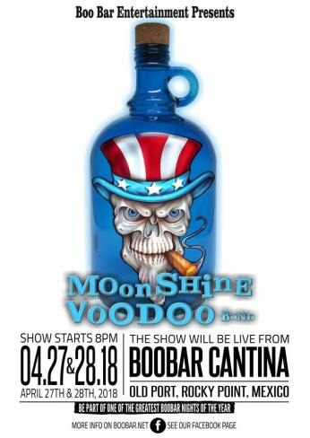 boobar-moon-shine-voodoo Child's Play! Rocky Point Weekend Rundown!