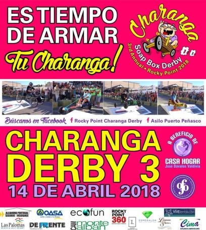 charanga-derby-2018 ShamRocked!  Rocky Point Weekend Rundown!