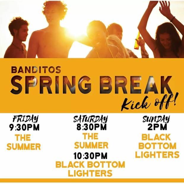 spring-break-banditos Spring Break in Rocky Point 2018!