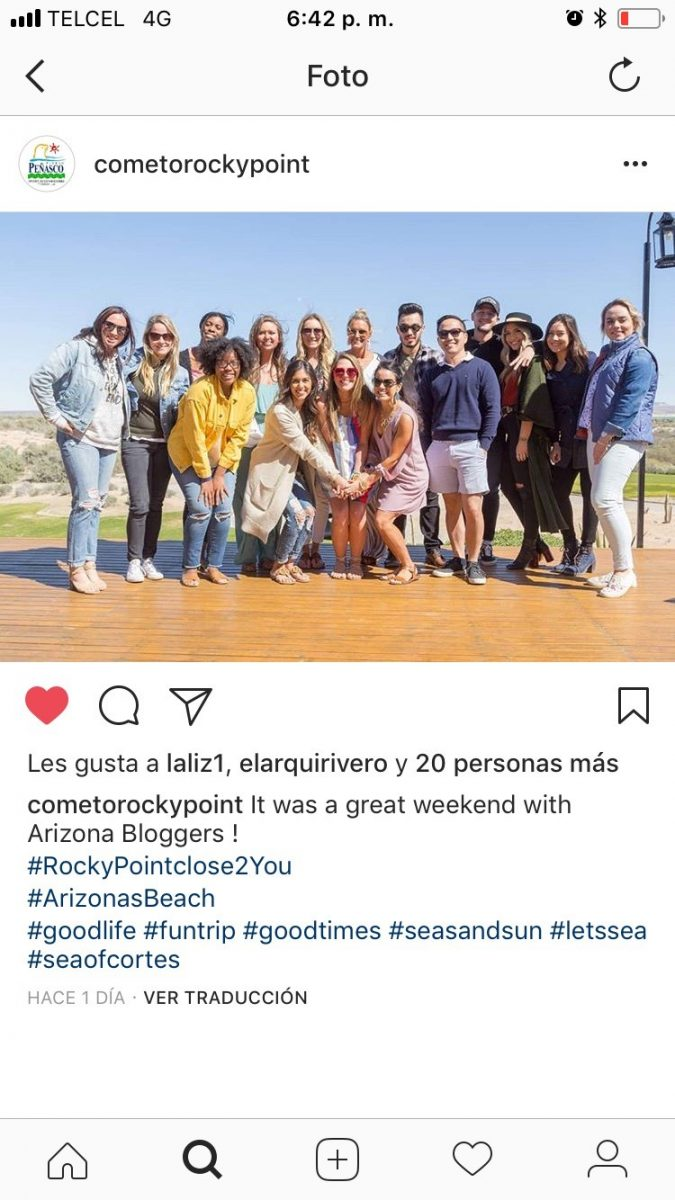 ocv-bloggers-fam-trip-march2018-1-675x1200 New Influencers and Travel Bloggers visit Puerto Peñasco