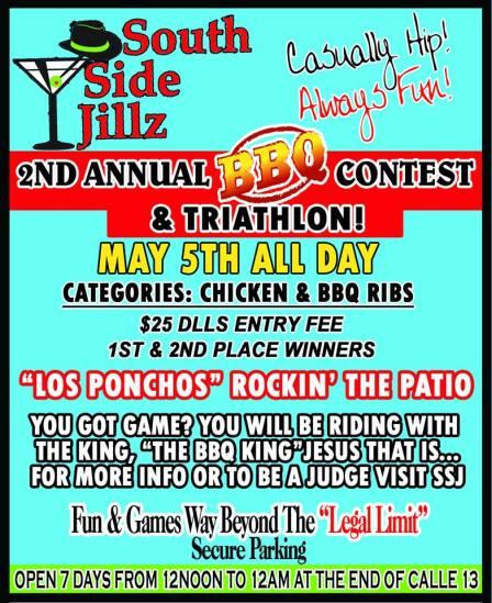 BBQ-contest Child's Play! Rocky Point Weekend Rundown!