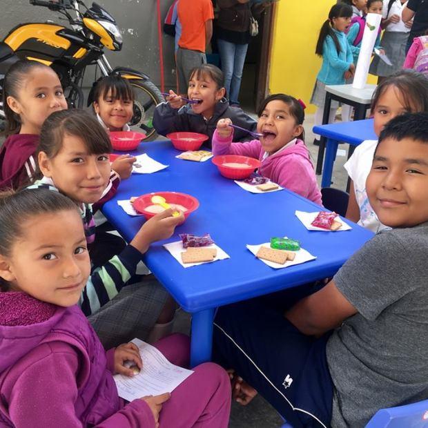 aim-comedor AIM Peñasco inaugurates school cafeteria