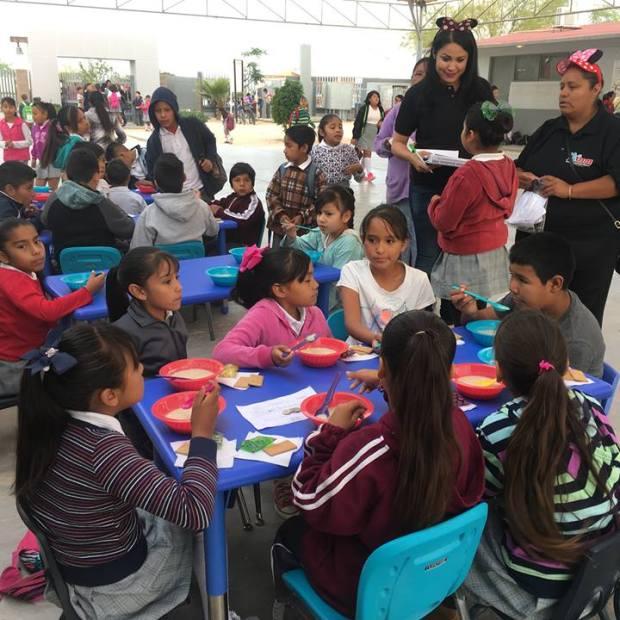 aim-comedor2 AIM Peñasco inaugurates school cafeteria