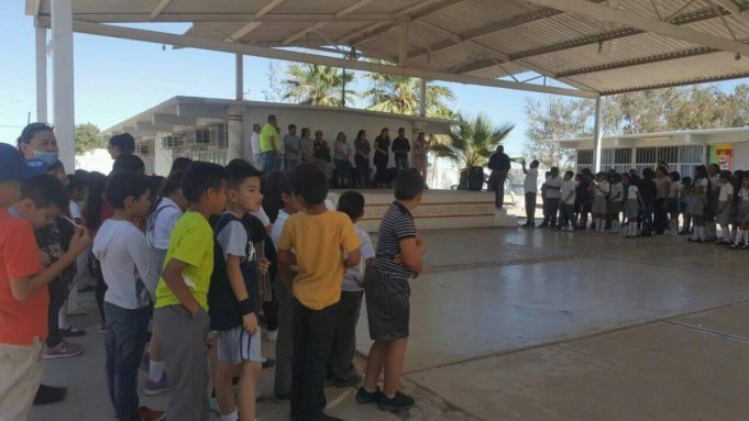 mochilas-1200x675 Puerto Peñasco Rotary Club delivers backpacks and inaugurates new room at local school
