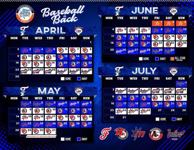 tiburones-schedule2018 Tiburones Baseball 2018!