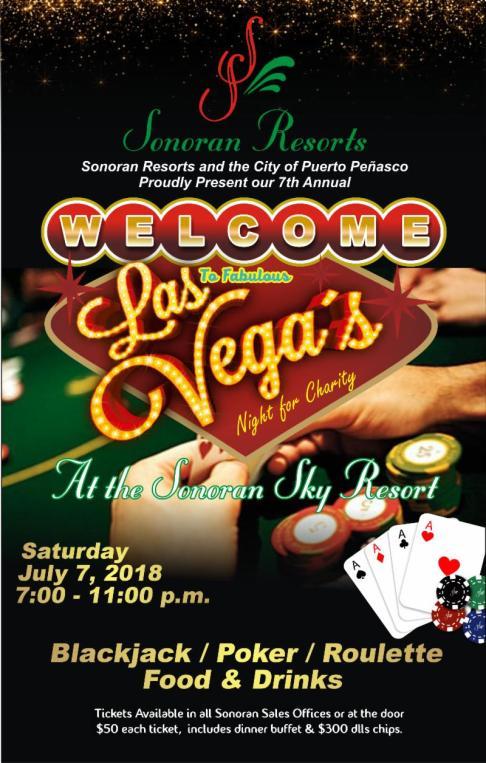 sonoran-casino-night-2018 Take a breath. Rocky Point Weekend Rundown!