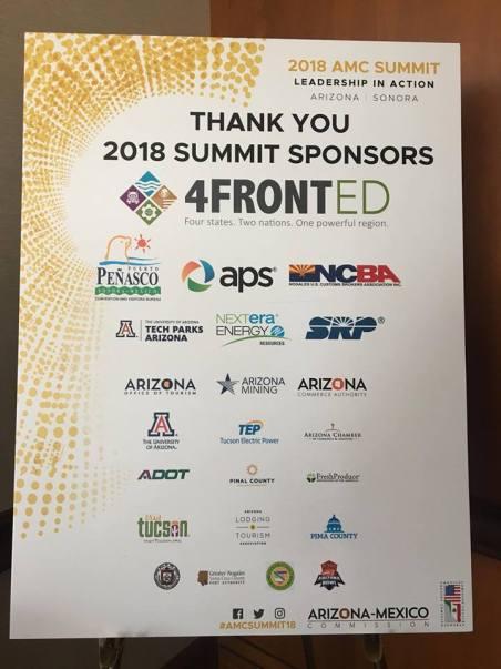 OCV-Tucson-2018-2 OCV Peñasco participates in Sonora Arizona Commission and Sonora Fest
