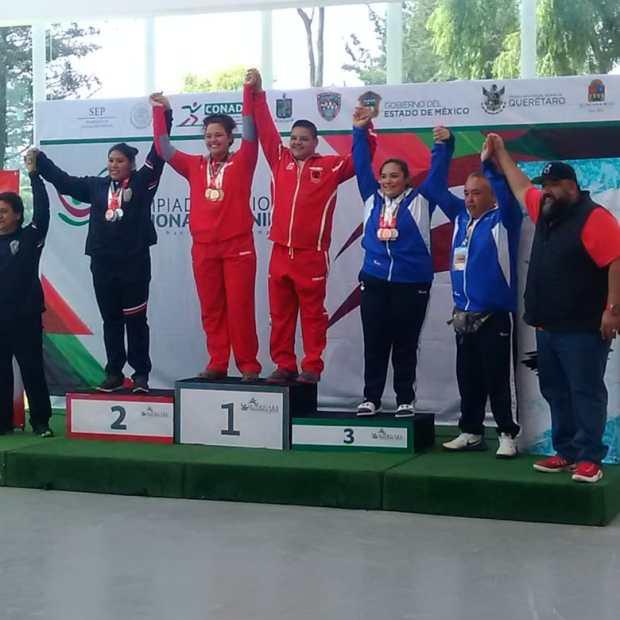 penasco-medals5-2018 Puerto Peñasco athletes bring home weightlifting / track & field medals