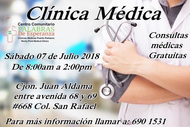7-julio-clinicas-medicas Clínica Médica 7 julio - Rocky Point Medical Clinics