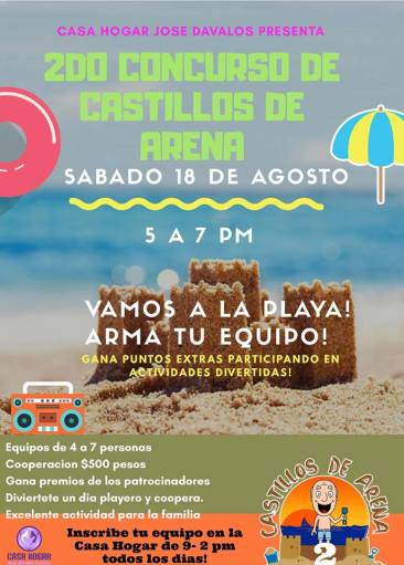 castillos-asilo Stay cool! Rocky Point Weekend Rundown!