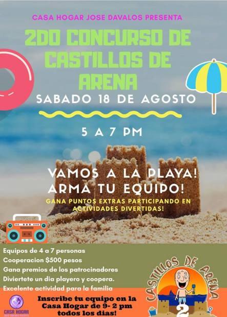 castillos-asilo 2do Concurso de Castillos de Arena  18 de ago!