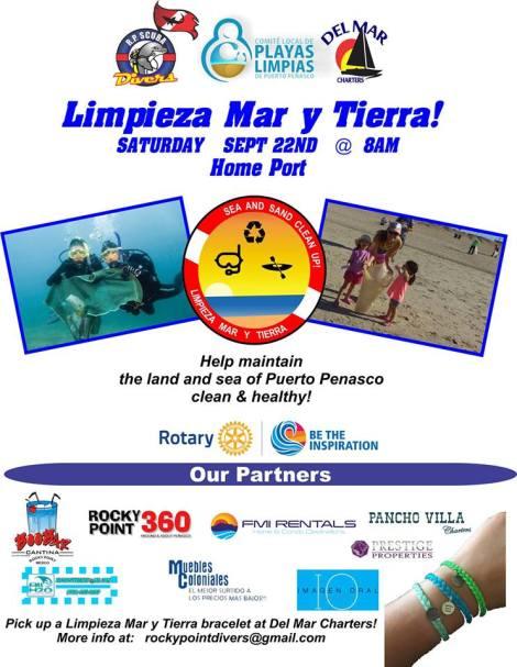 limpieza Summertime on the sea! Rocky Point Weekend Rundown!