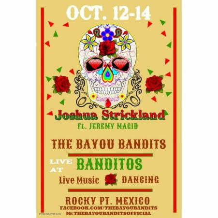 Joshua-Banditos So long September! Rocky Point Weekend Rundown!