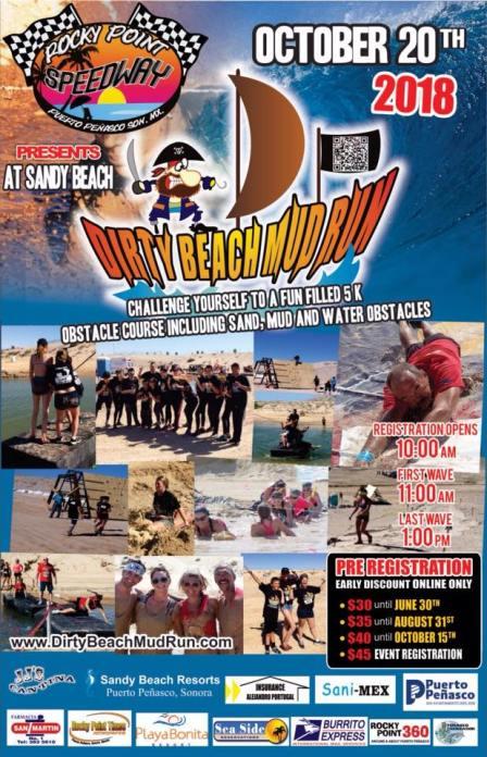 dirty-beach ¡Vamos Gallo!  Rocky Point Weekend Rundown