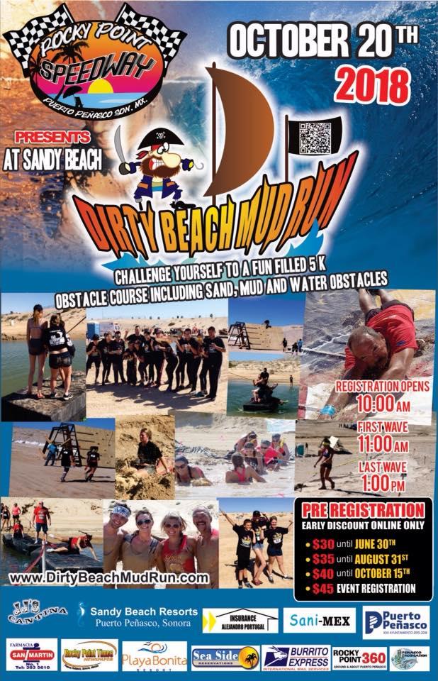 dirty-beach Welcome, October! Rocky Point Weekend Rundown!