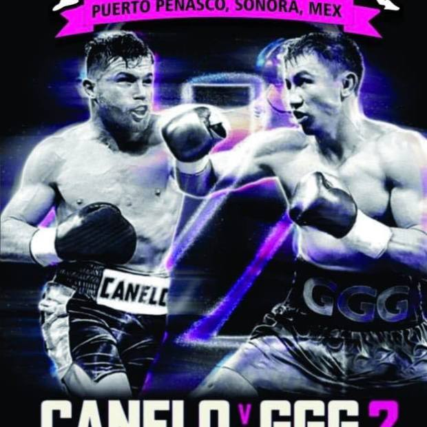Canelo-Tekilas In the ring!  Mexico boxing favorites
