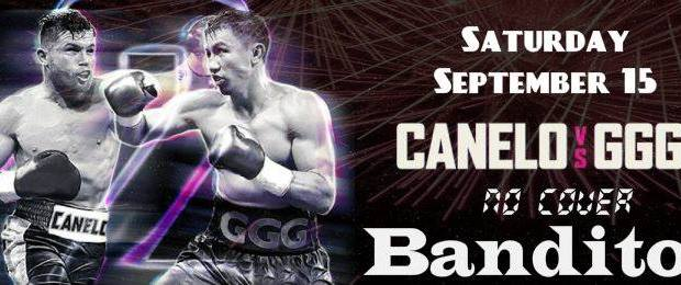 canelo-banditos In the ring!  Mexico boxing favorites
