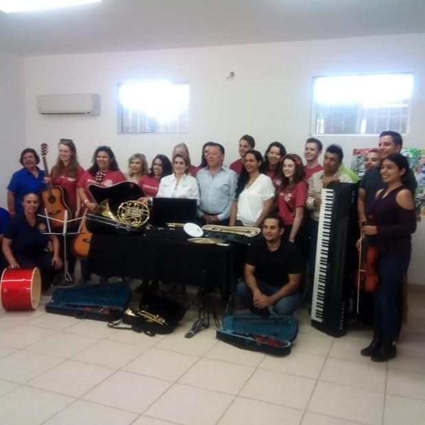junio-2018-Rotaract-UT-en-Peñasco-4 Peñasco Rotary Club delivers school supplies to local middle school