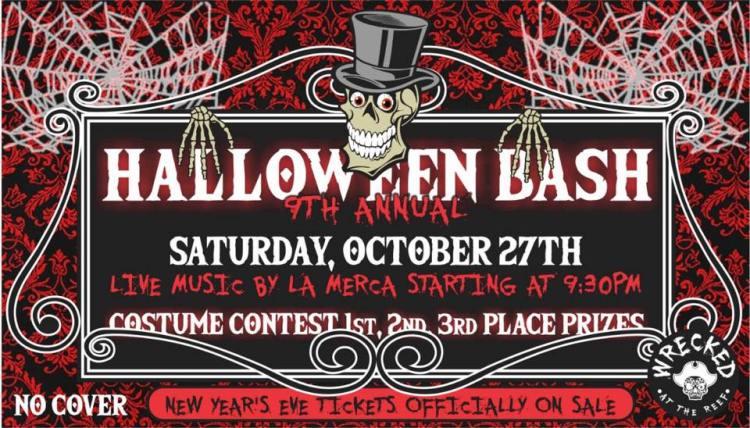 halloween-wrecked Halloween Fiestas in Rocky Point!