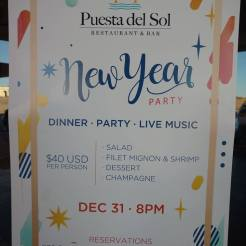 NYE-puesta-del-sol ...one week till Navidad! Rocky Point Weekend Rundown!