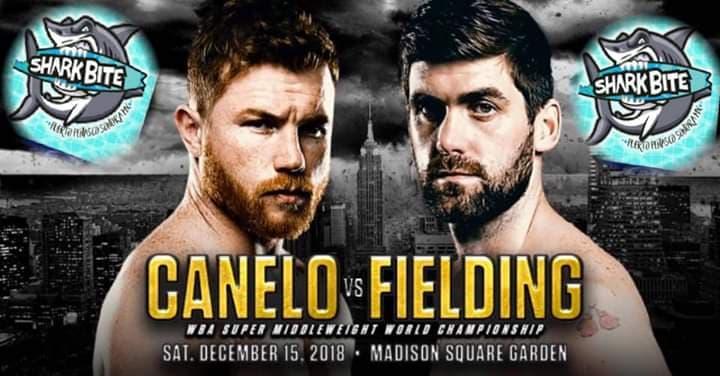 canelo-shark-bite El Canelo Alvarez faces Rocky Fielding Dec. 15th