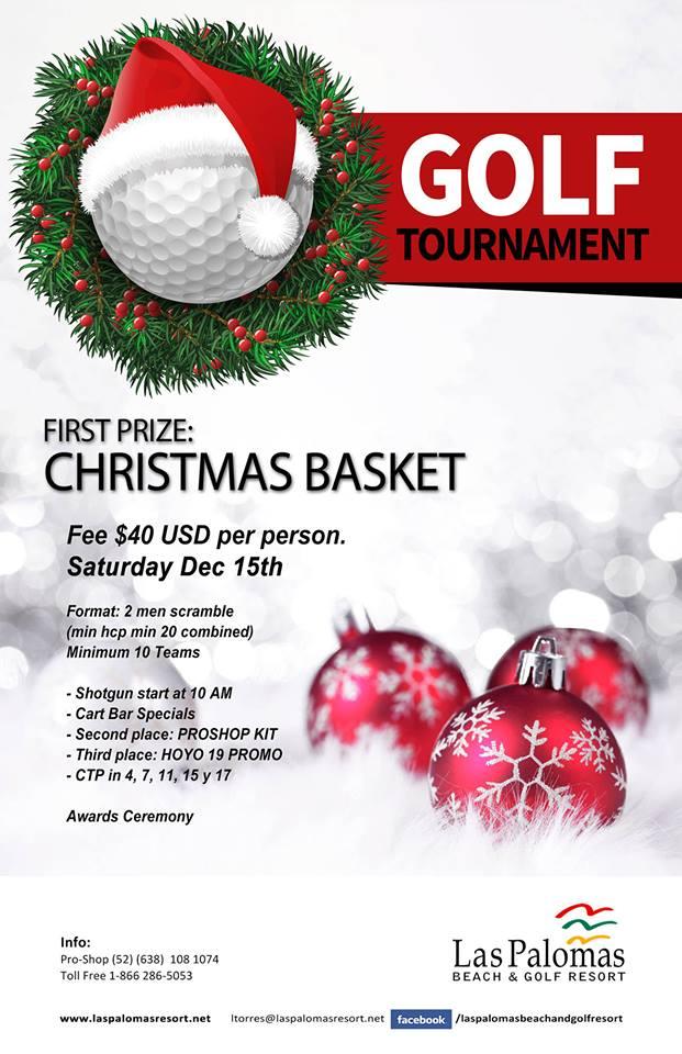 golf-prize-christmas-tourney Holiday Golf Dec. 15th @ The Links