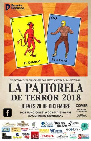 pastorela-2018 ...one week till Navidad! Rocky Point Weekend Rundown!