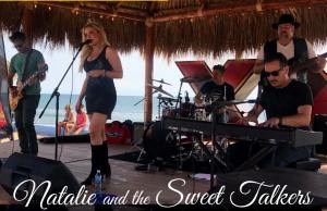 Natalie and The Sweet Talkers @ Manny's Beach Club @ Manny's Beach Club