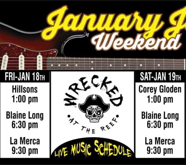 janjam-wrecked Jam on!  Rocky Point Weekend Rundown!