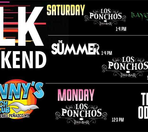 mannys-mlk-weekend Jam on!  Rocky Point Weekend Rundown!