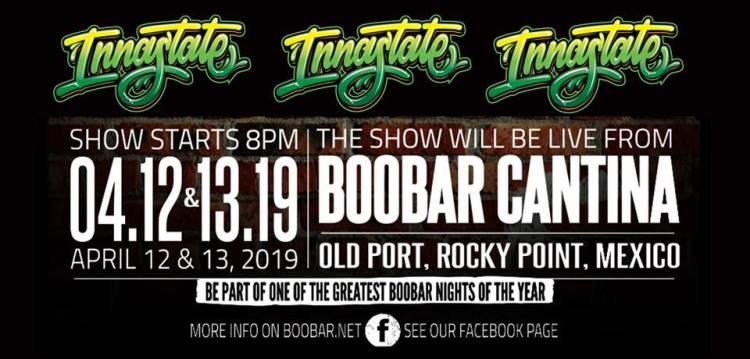 Innastate-@Boo Ahhh-pril!  Rocky Point Weekend Rundown!