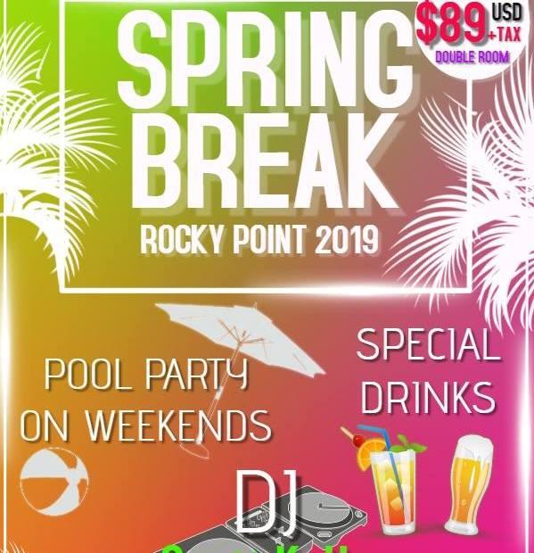 Peñasco-del-Sol-Spring-Break Hello, March! Rocky Point Weekend Rundown!