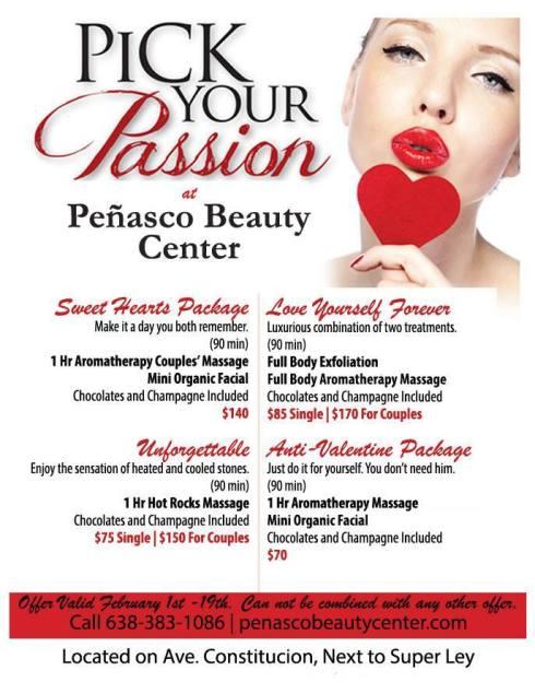 Penasco-Beauty-Center-Valentines-19 AMOR! Valentine's Day 2019 in Puerto Peñasco