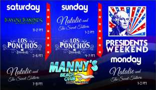 mannys-presidents-day-wknd What's not to love?  Rocky Point Weekend Rundown!