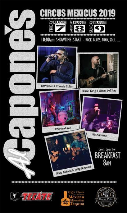 Circus-Capones-19-720x1200 Derby, Music, Art & Golf! Rocky Point Weekend Rundown!