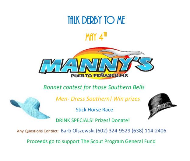 Derby-at-Mannys-19 ¡Ahora si! ¡VAMOS GALLO! RP Weekend Rundown