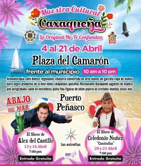 Muestra-Cultural-Oaxaqueña-1020x1200 Derby, Music, Art & Golf! Rocky Point Weekend Rundown!